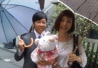 嶋田夫妻の画像